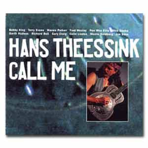 HANS THEESSINK - CD Call me