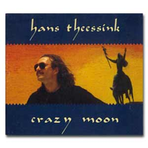 HANS THEESSINK - CD Crazy Moon