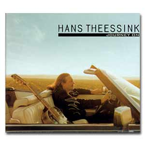 HANS THEESSINK - CD Journey On