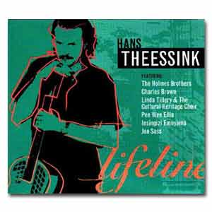 HANS THEESSINK - CD Lifeline