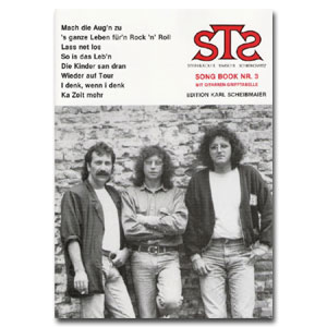 S.T.S. - Songbook Nr. 3