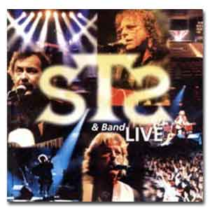 S.T.S. - Doppel CD, STS & Band LIVE (2000)