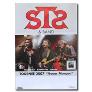 S.T.S. - Tourplakat 2007