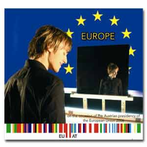 MICHAEL TSCHUGGNALL - Maxi-CD Europe