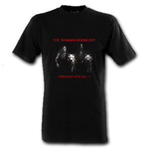 THE SHAMAN KOWALSKY - T-Shirt